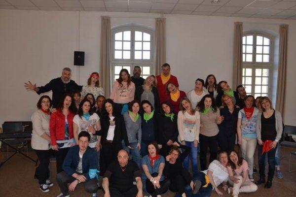 Journée de la solidarité de Direct Ecureuil Est : Osons