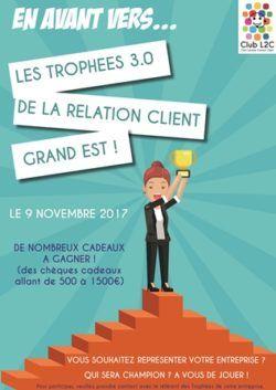 Trophées 3.0 de la Relation Client Grand Est 2017